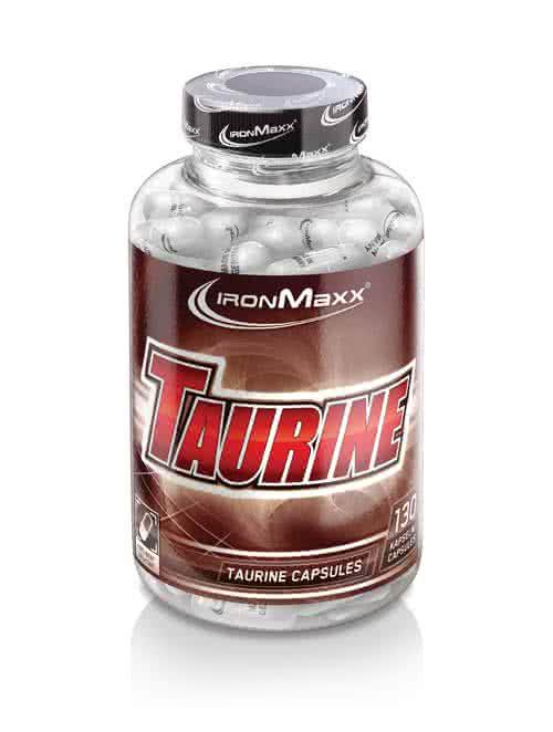 IronMaxx Taurine 130 kaps