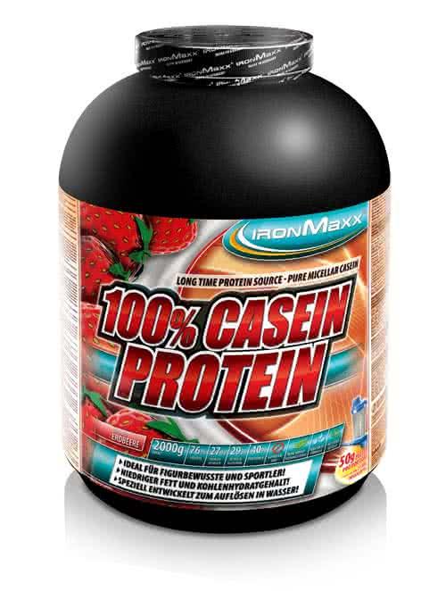 IronMaxx 100% Casein Protein 2 kg