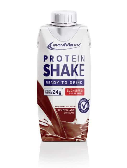 IronMaxx Protein Shake RTD 330 ml