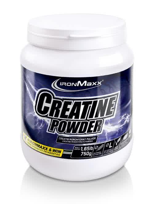 IronMaxx Creatine 750 g
