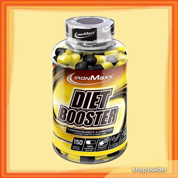 IronMaxx Diet Booster 150 kaps