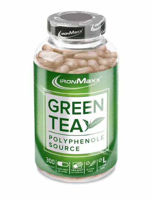 IronMaxx Green Tea 130 kaps