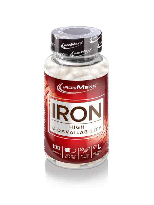 IronMaxx Iron 100 kaps