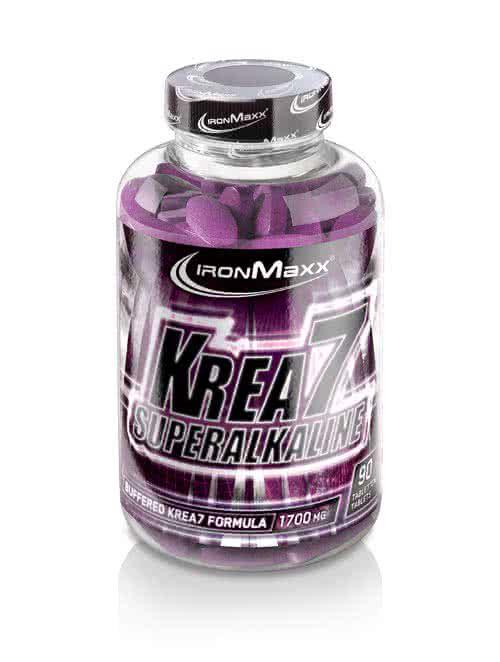 IronMaxx Krea7 Superalkaline 90 kaps