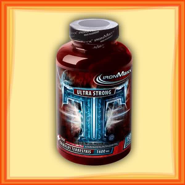 IronMaxx TT® Strong 180 kaps