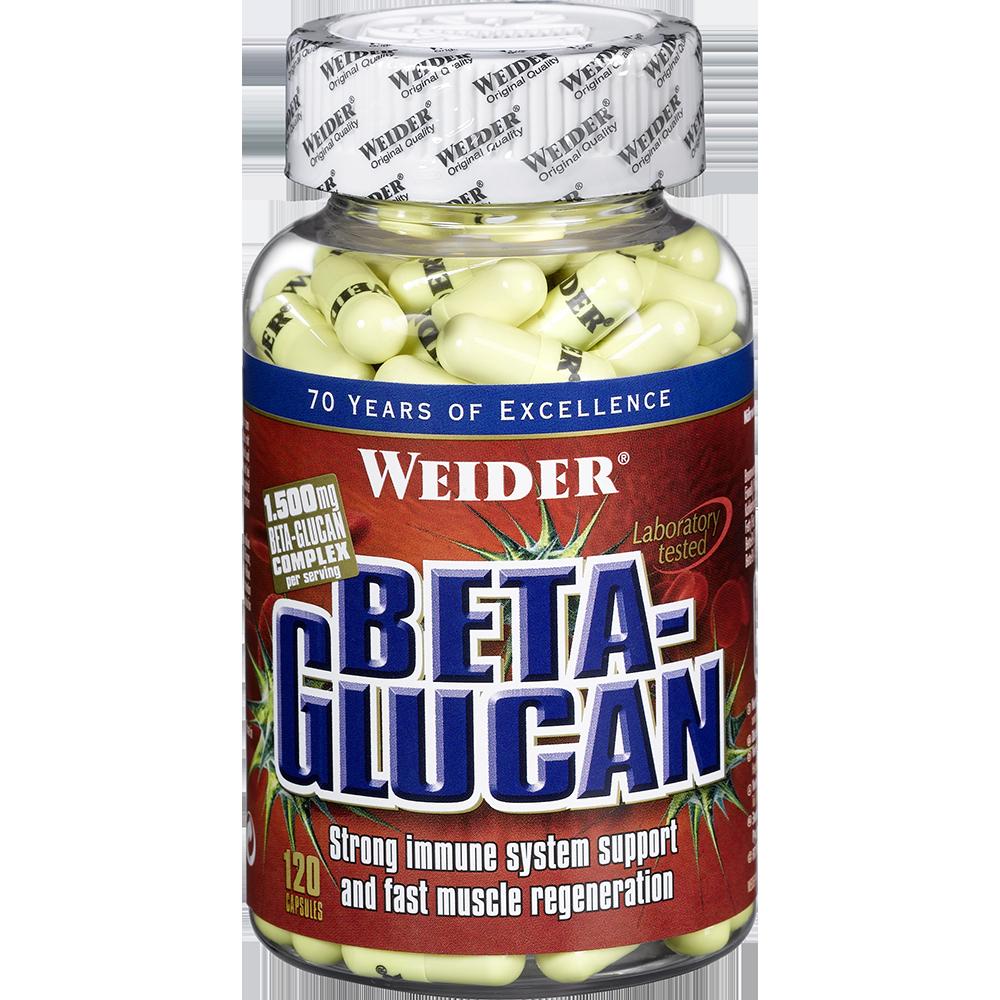 Weider Nutrition Beta-Glucan  120 kaps
