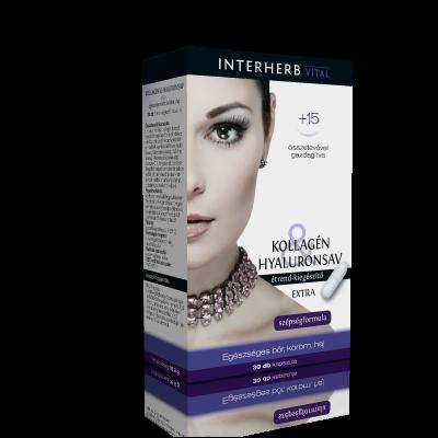 Interherb Collagen & Hyaluron EXTRA 30 kaps
