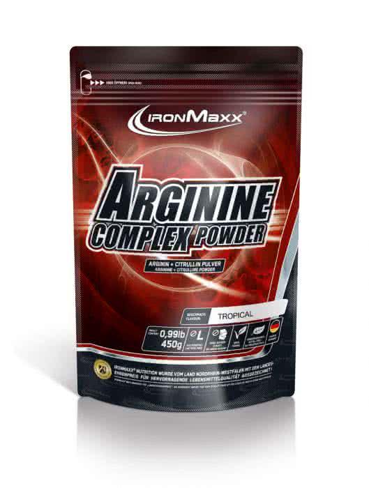 IronMaxx Arginine Complex Powder 450 g