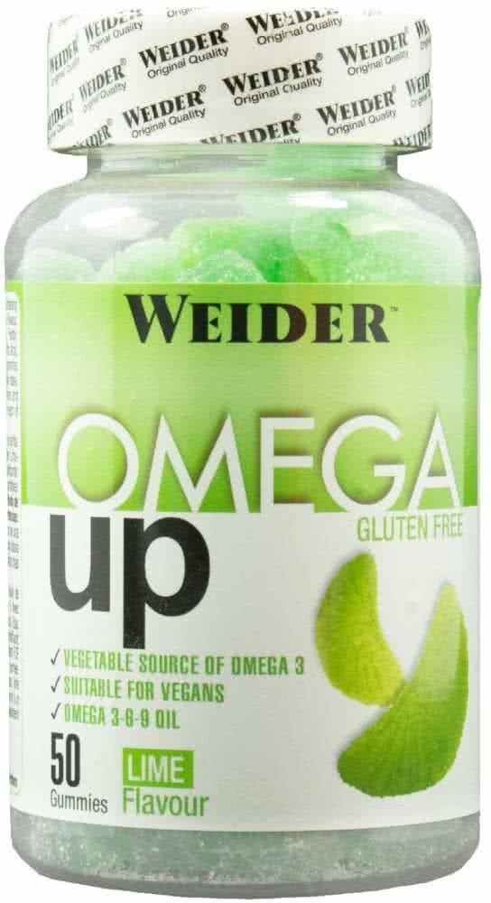 Weider Nutrition Omega Up 50 ž.t.