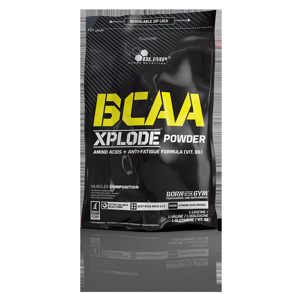 Olimp Sport Nutrition BCAA Xplode Powder 1000 g