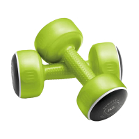 Body-Sculpture Plastic dumbells 2x3kg (pár)
