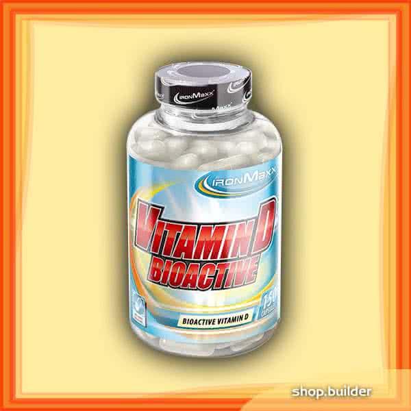 IronMaxx Vitamin D Bioactive 150 kaps