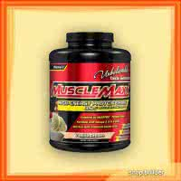 MuscleMaxx High Energy Protein Shake (2,22 kg)