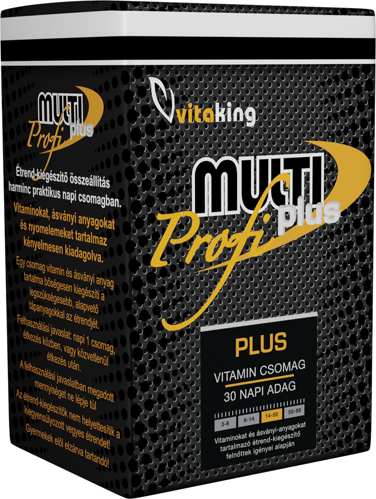 VitaKing Multi Plus Profi 30 bal.