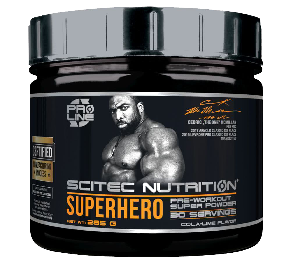 Scitec Nutrition Superhero 285 g
