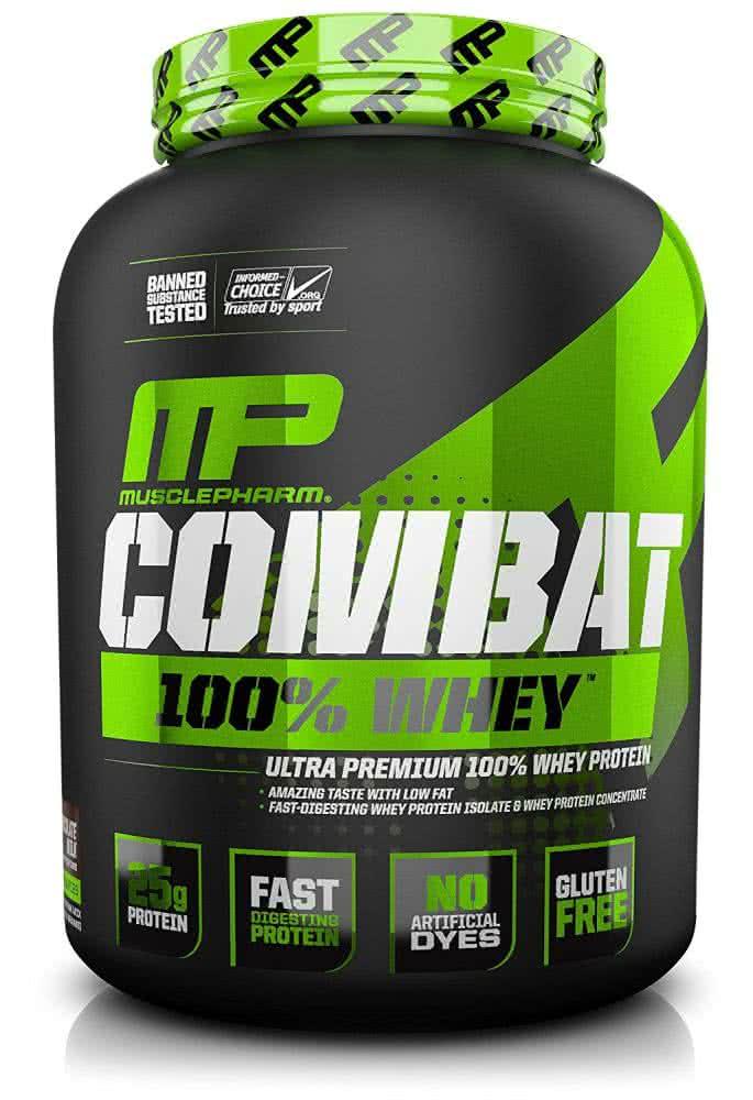 MusclePharm Combat 100% Whey 2,269 kg