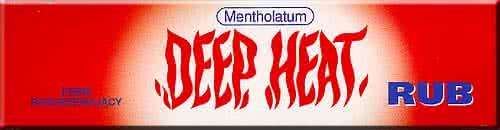 Ostatné produkty Deep Heat Cream 67 g