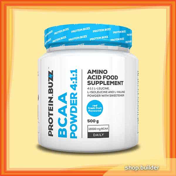 Protein Buzz BCAA Powder 4:1:1 500 g
