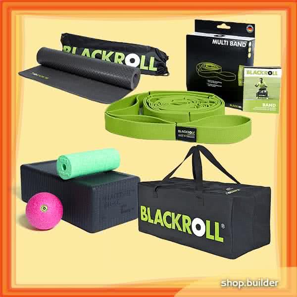 Blackroll Yoga Set set