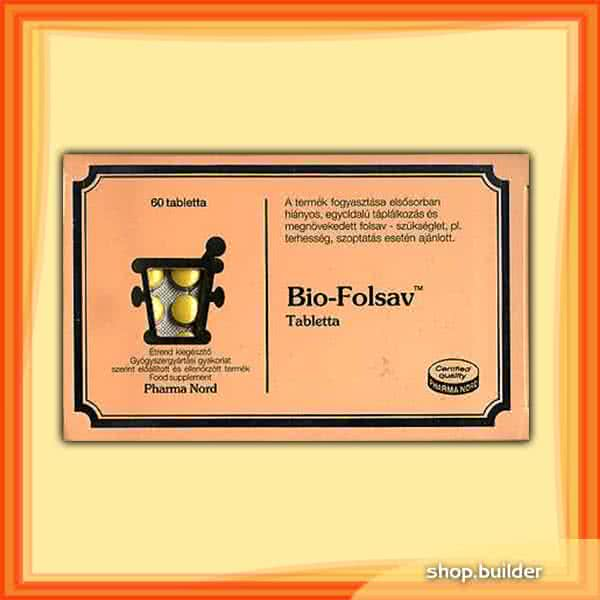 Pharma Nord Bio-Folic Acid 60 tbl.