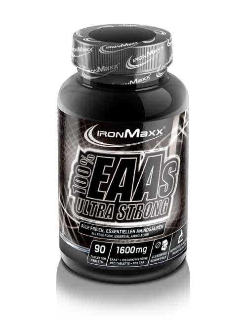 IronMaxx 100% EAAs Ultra Strong 90 tbl.