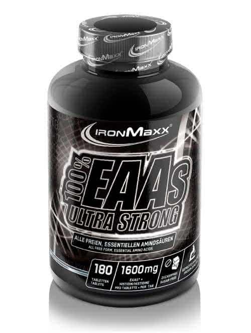 IronMaxx 100% EAAs Ultra Strong 180 tbl.