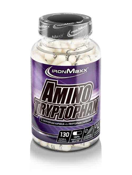 IronMaxx Amino Tryptophan 130 kaps