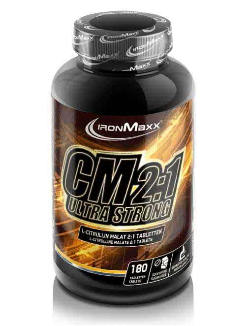IronMaxx Citrulline Malate Ultra Strong 180 tbl.