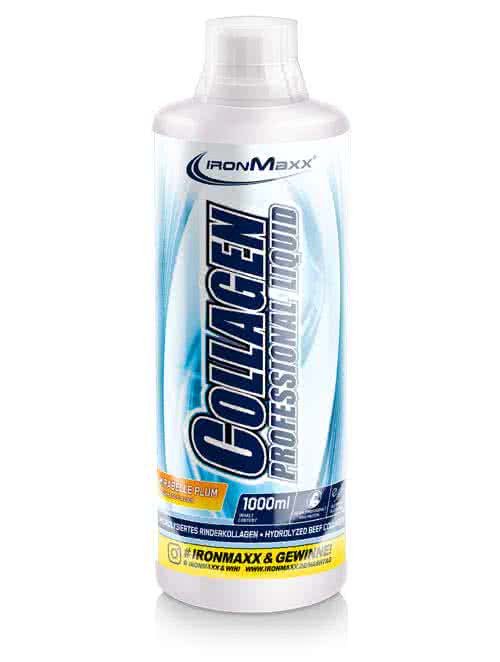 IronMaxx Collagen Professional Liquid 1 l.
