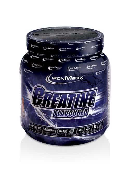 IronMaxx Creatine Flavoured 500 g
