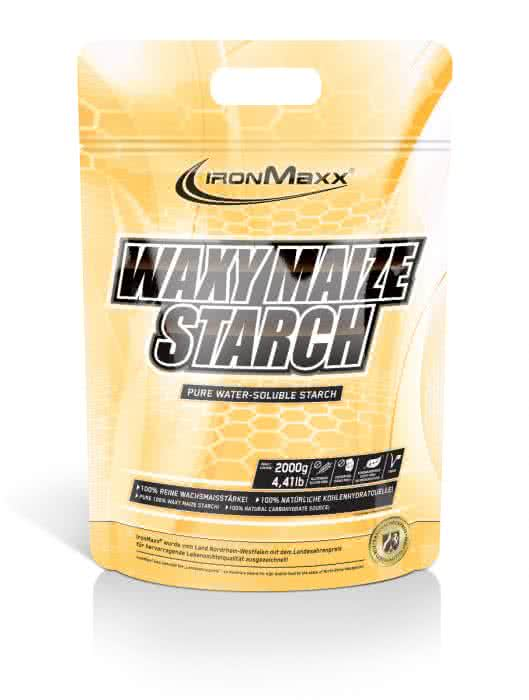 IronMaxx Waxy Maize Starch 2 kg