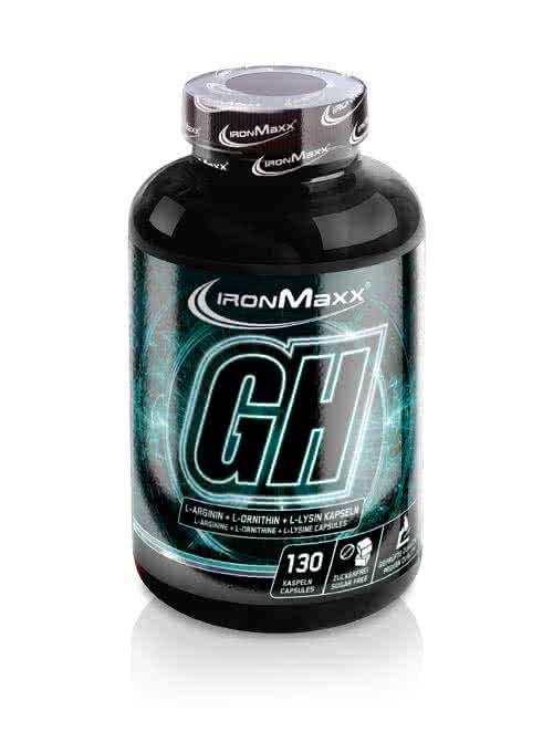 IronMaxx GH Ultra Strong 130 kaps