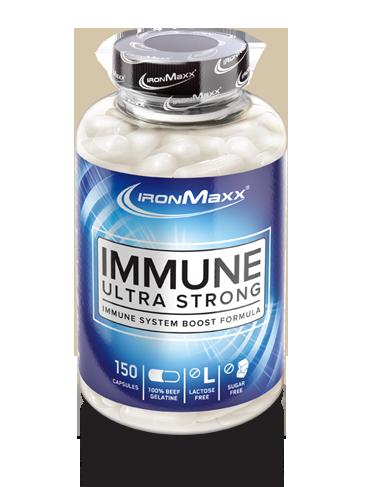 IronMaxx Immune Ultra Strong 150 kaps