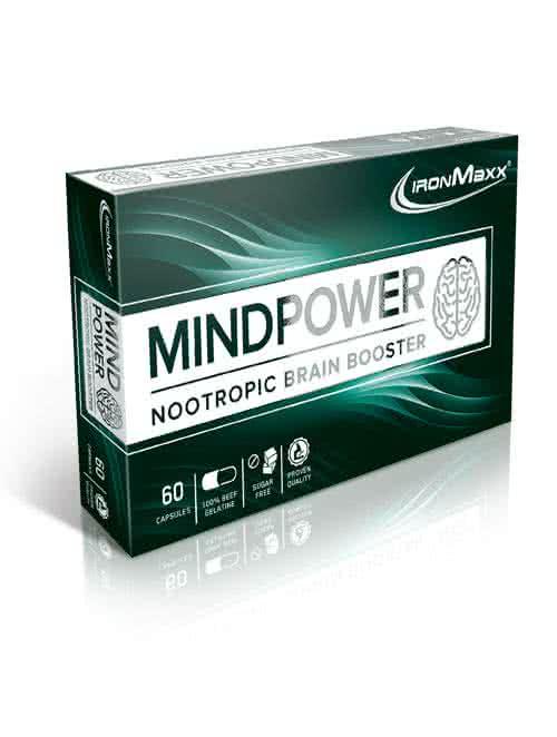 IronMaxx Mindpower 60 kaps