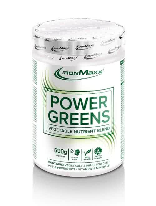 IronMaxx Power Greens 600 g