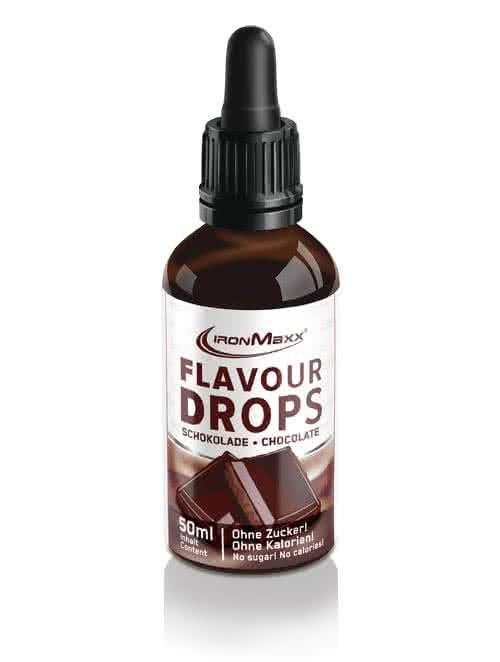 IronMaxx Flavour Drops 50 ml