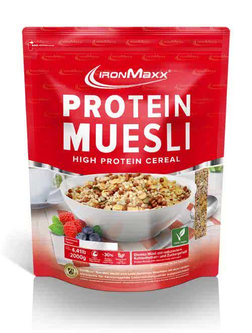 IronMaxx Protein Muesli 2 kg