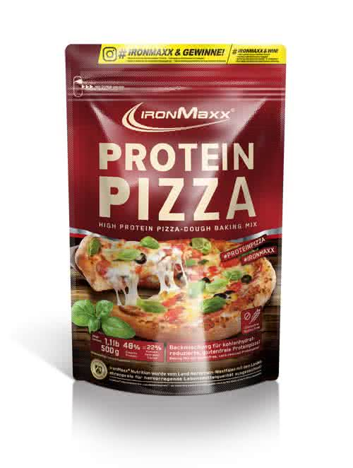 IronMaxx Protein Pizza 500 g