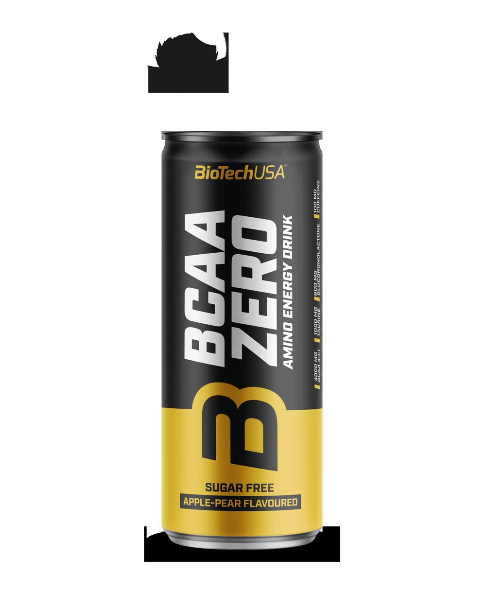 BioTech USA BCAA Zero Amino Energy Drink 330 ml