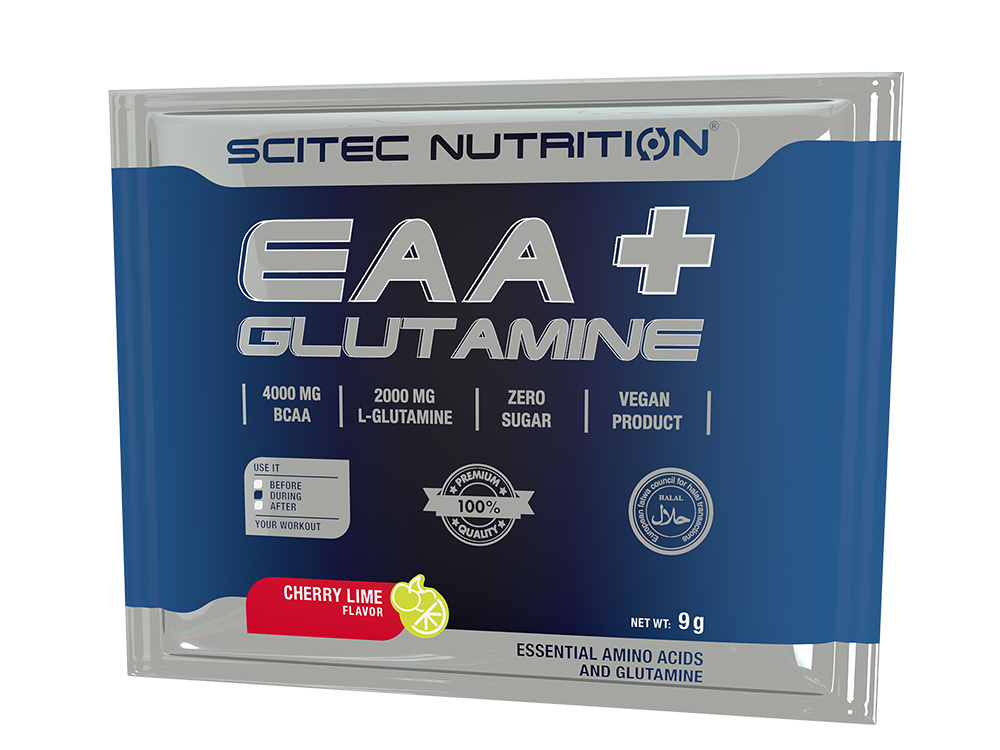 Scitec Nutrition EAA + Glutamine 9 g