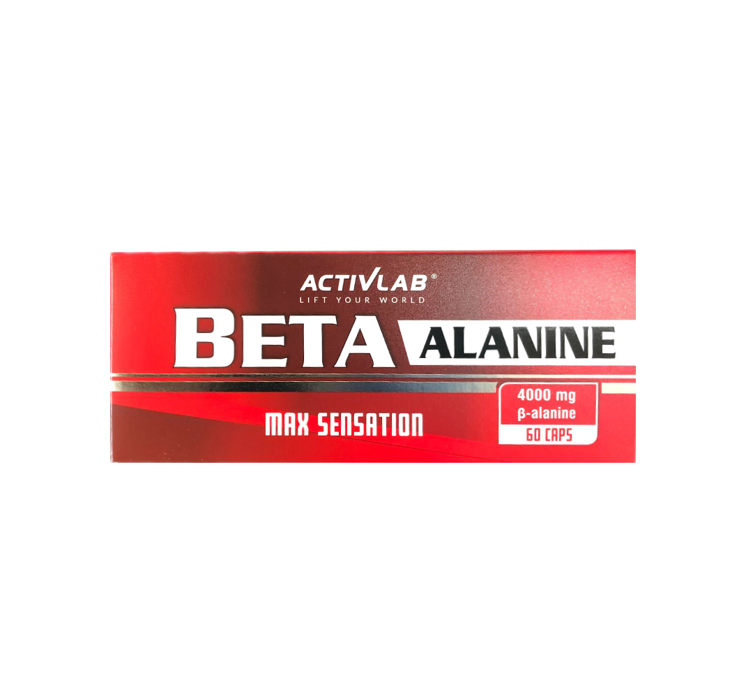 ActivLab Beta Alanine 60 kaps