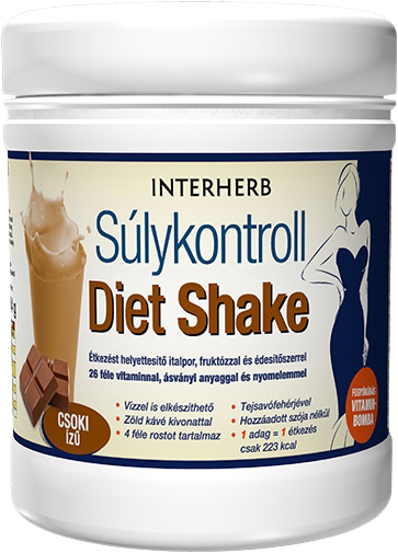 Interherb Diet Shake 0,504 kg