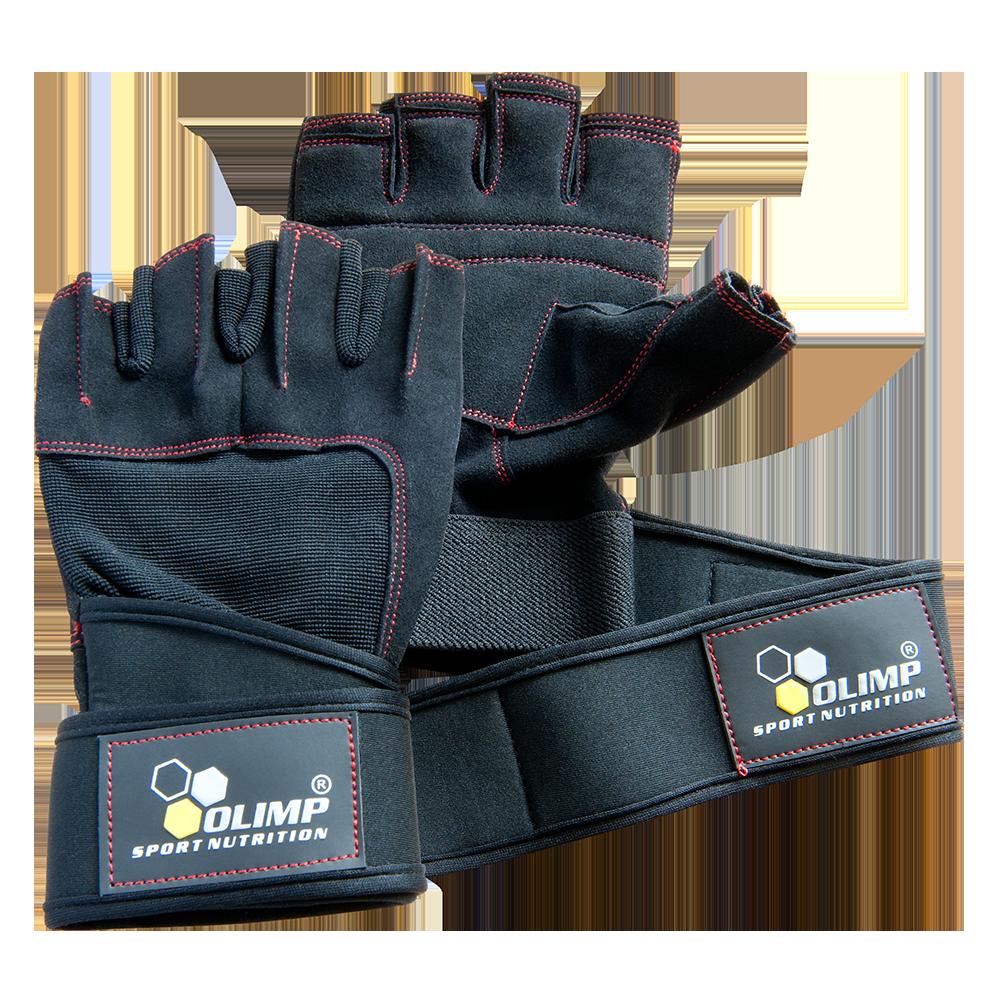 Olimp Sport Nutrition Hardcore Raptor fitness rukavice pár