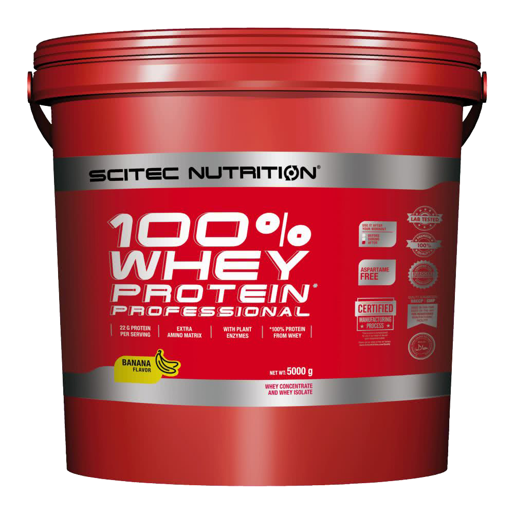 Scitec Nutrition 100% Whey Protein Professional 5 kg