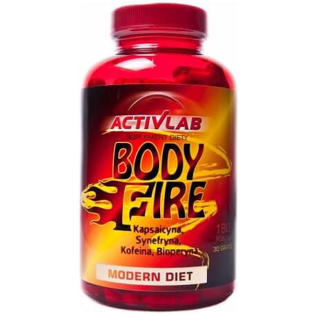 ActivLab Body Fire 180 kaps