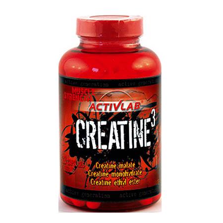 ActivLab Creatine 3 128 kaps