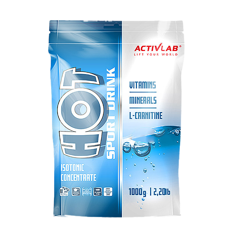 ActivLab Hot Sport Drink 1 kg