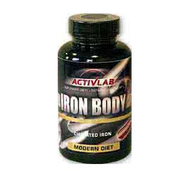 ActivLab Iron Body 60 kaps