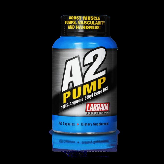 Labrada Nutrition A2 Pump 120 kaps