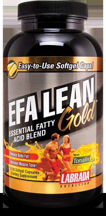 Labrada Nutrition EFA Lean Gold 180 g.k.
